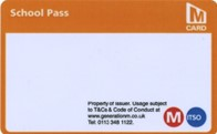 School Pass September 2019